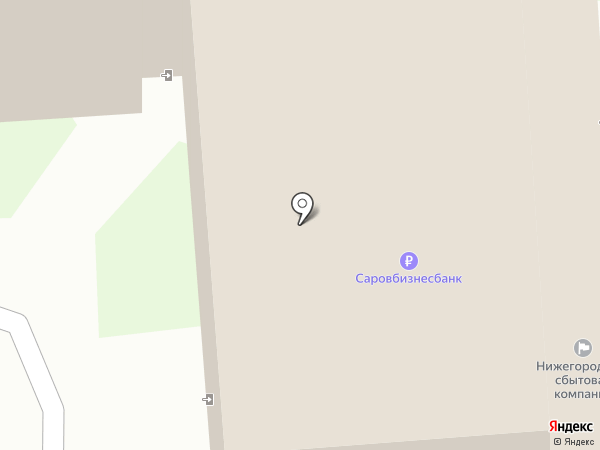СГ МСК на карте Богородска