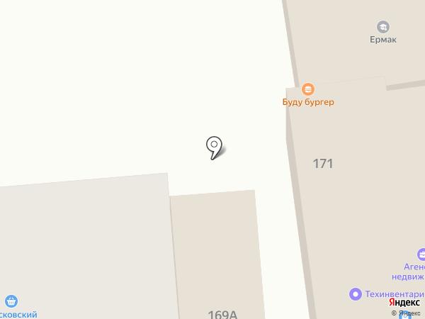 Адвокатский кабинет Балашова К.М. на карте Богородска