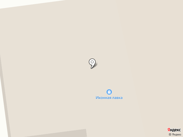 Богородский на карте Богородска