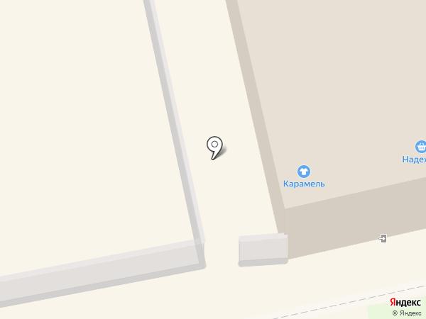 Антонина на карте Богородска