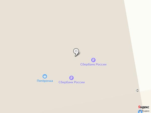 Магазин хозяйственных товаров на карте Богородска
