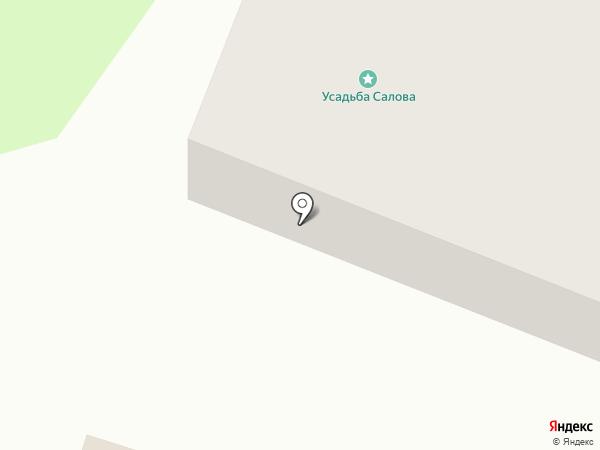 Виб на карте Богородска