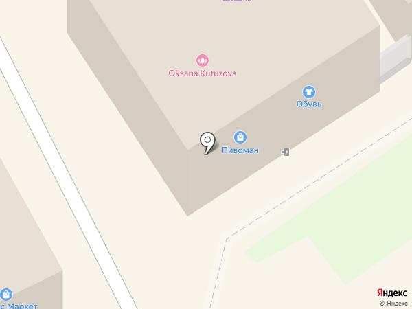 Профкрепеж на карте Богородска