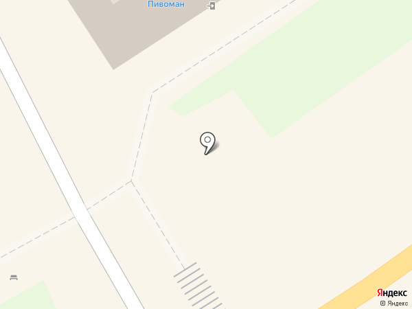 Магазин обуви на карте Богородска