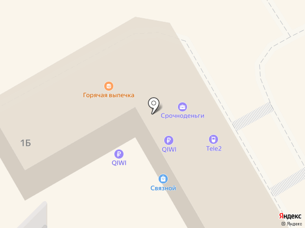 Связной на карте Богородска