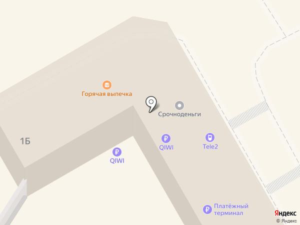 Теле2-Нижний Новгород на карте Богородска
