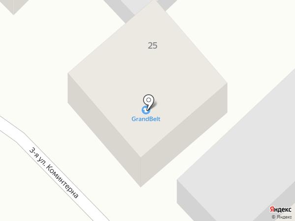 GrandBelt на карте Богородска