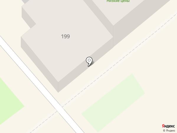 Грация на карте Богородска