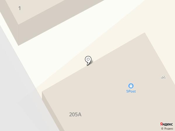 В Кружке на карте Богородска