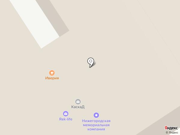 Нижегородская мемориальная компания на карте Богородска