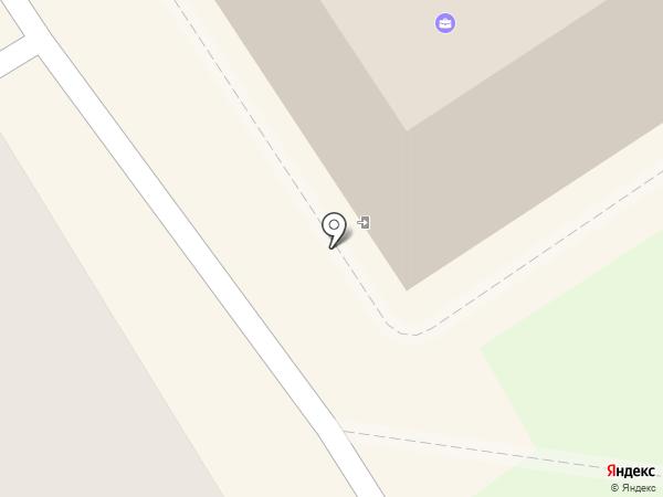 Центр аварийного реагирования города Кстово на карте Богородска