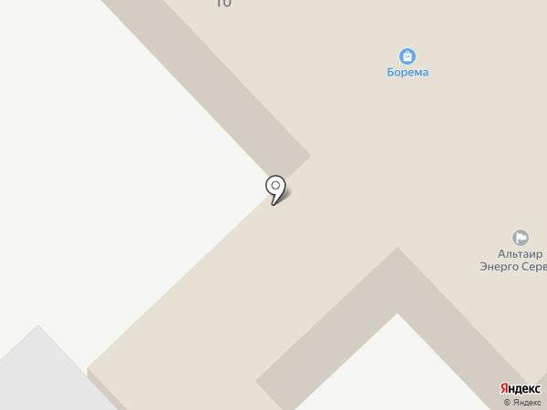 Дагаз на карте Богородска