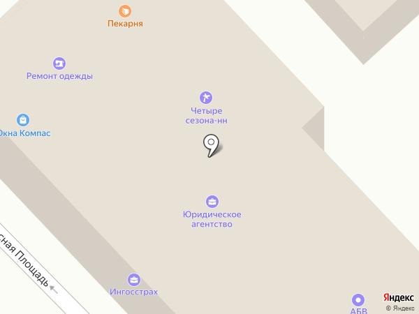 Студия комфорта на карте Богородска
