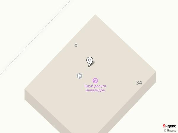 ВОИ на карте Богородска