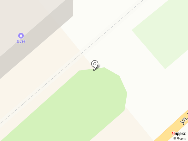 Бутичок у Аллы на карте Богородска
