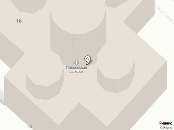 Воскресная школа на карте Богородска