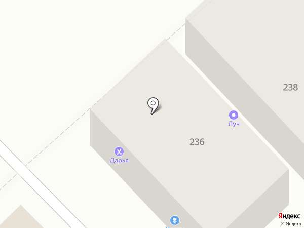 Дарья на карте Богородска