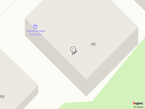 Адвокатская контора на карте Богородска