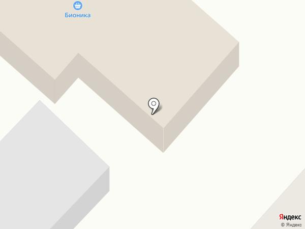 Динго на карте Богородска