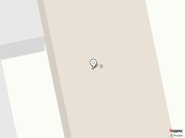 Адамант на карте Богородска