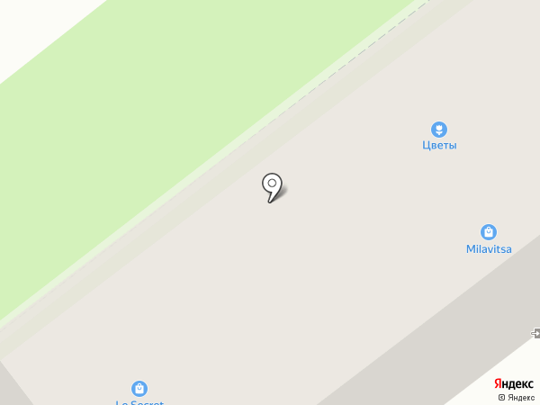 Саюс на карте Богородска