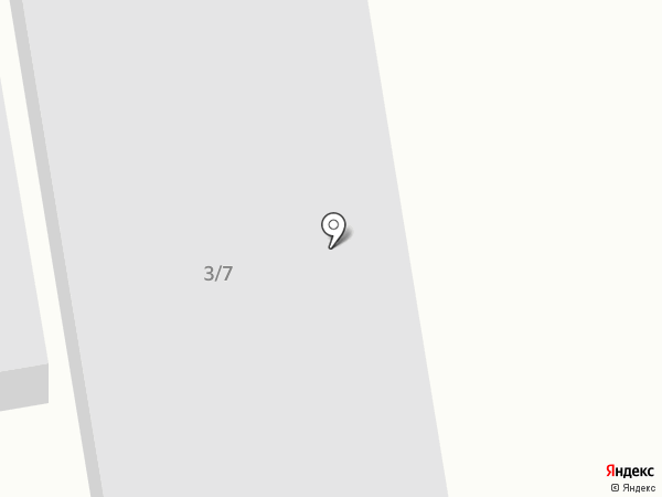 Ударник на карте Богородска
