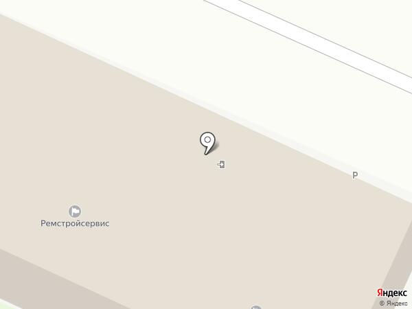 Ремстройсервис на карте Богородска