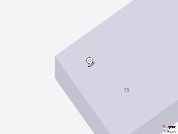 Начальная общеобразовательная школа №10 на карте Гидроторфа