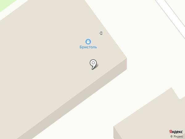 Магазин продуктов на карте Гидроторфа