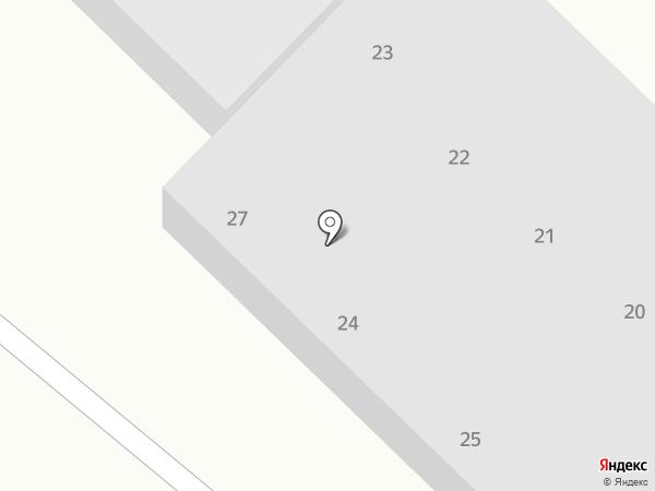 Проспект на карте Богородска