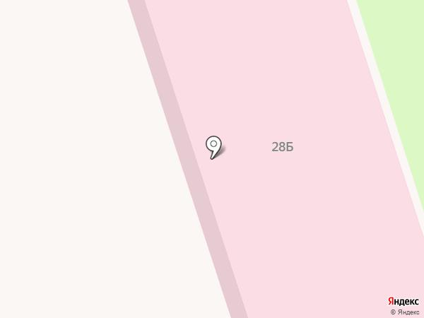 Наркологический диспансер на карте Дзержинска