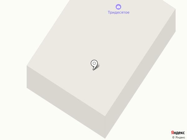 БЕРЕЗОВКА на карте Березовки