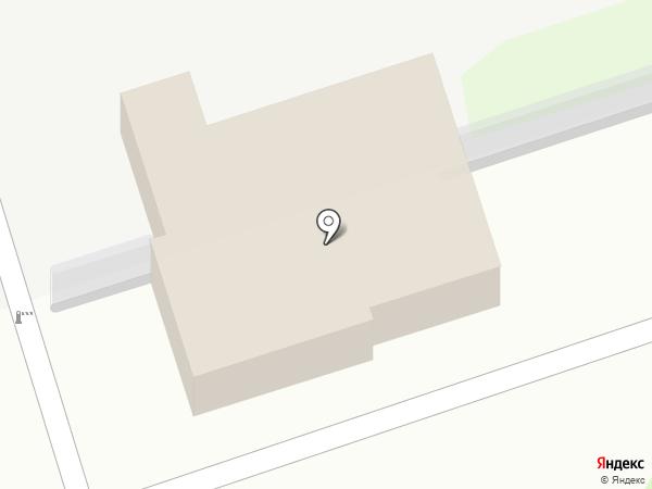 АртПак на карте Дзержинска