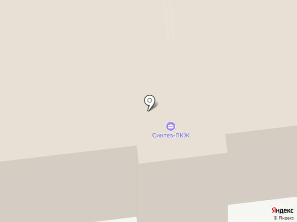 Финист-НН на карте Дзержинска