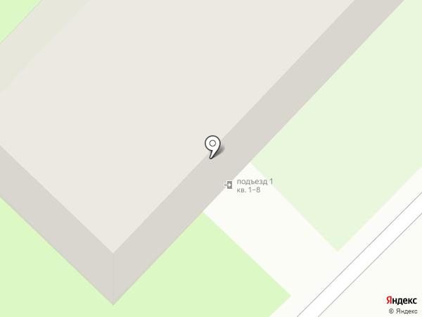 Сбербанк, ПАО на карте Первого Мая