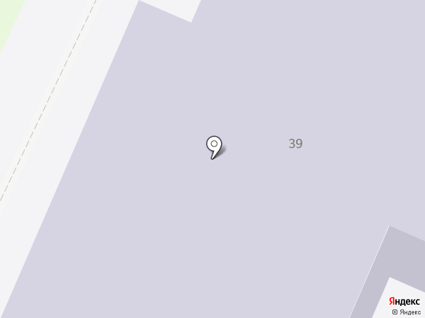 Детский сад №4 на карте Большого Козино