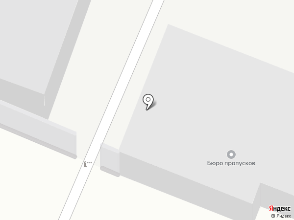 Картон Снаб на карте Большого Козино