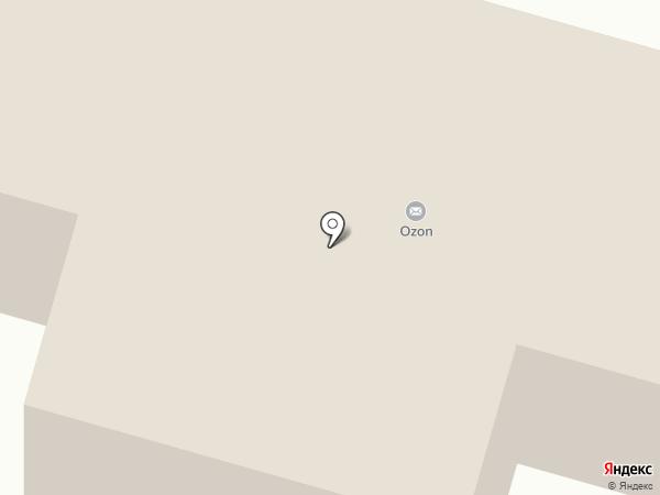 Корсар на карте Большого Козино