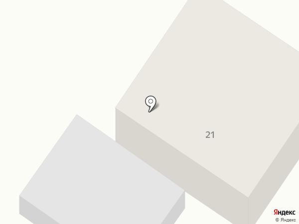 АКПП-52 на карте Большого Козино