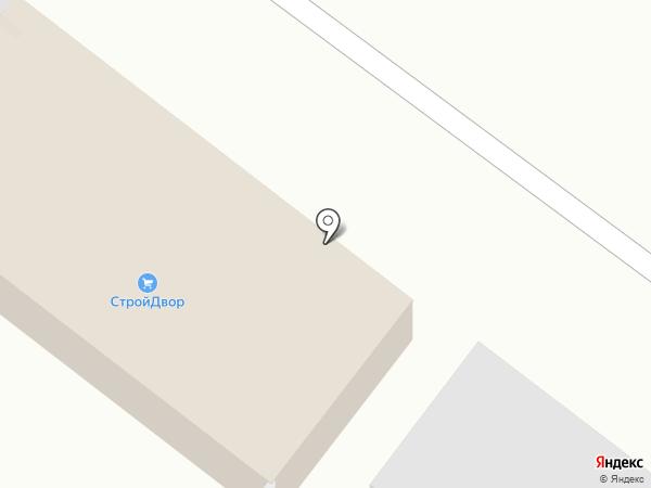 СтройДвор на карте Большого Козино