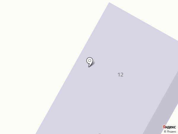 Поселковая библиотека на карте Большого Козино