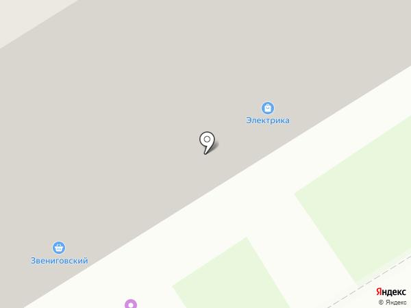 Магазин детских товаров на карте Нижнего Новгорода