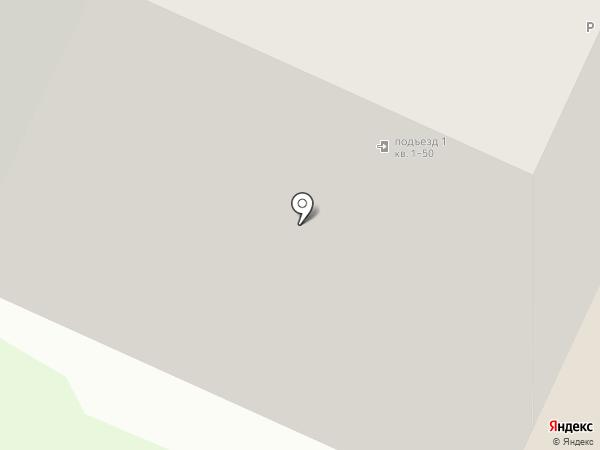 Аптечный пункт №10 на карте Нижнего Новгорода