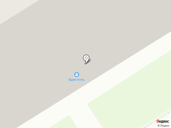 Мой додыр на карте Нижнего Новгорода