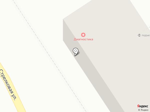 Безе на карте Нижнего Новгорода