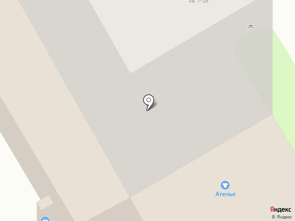 Сервисный центр на карте Нижнего Новгорода