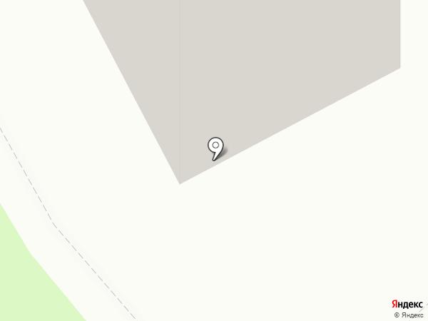 Дом на Иванова на карте Нижнего Новгорода