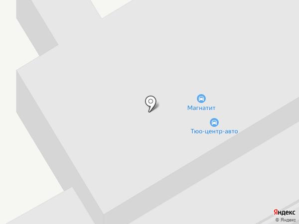 Самурай на карте Новинок