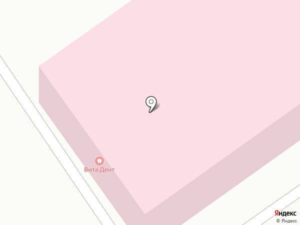 Стоматологический кабинет на карте Нижнего Новгорода