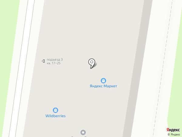 Домоуправляющая компания Сормовского района на карте Нижнего Новгорода